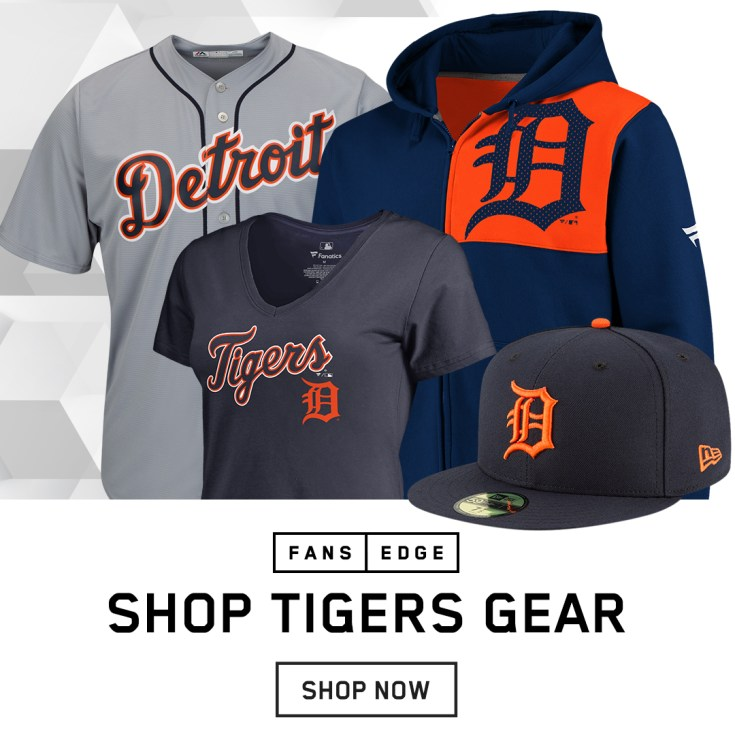 Shop Detroit Tigers Gear at FansEdge