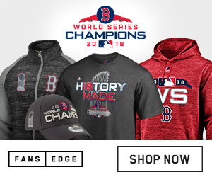 Boston Red Sox 2018 World Series Champs