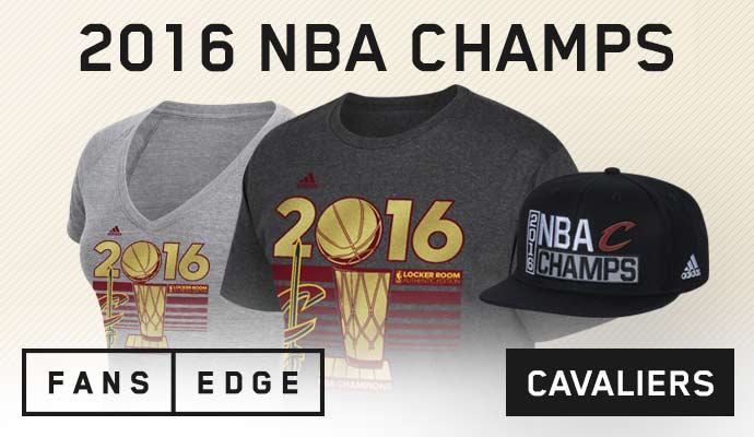 Cleveland Cavaliers 2016 NBA Championship Gear