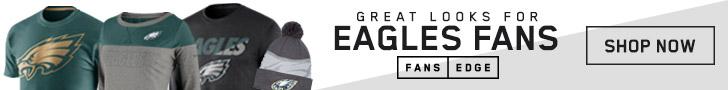 Shop Philadelphia Eagles gear at FansEdge.com