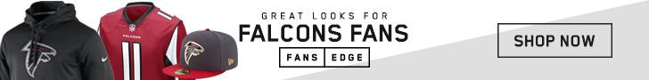 Shop Atlanta Falcons gear at FansEdge!