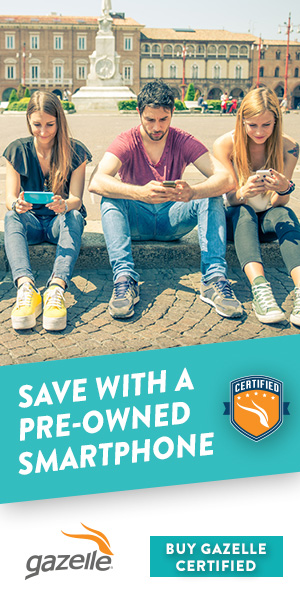 Save with a Pre-Owned Smartphone