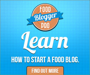 Learn how to start and grow your food blog with Food Blogger Pro.