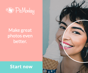 Make great photos even better with PicMonkey