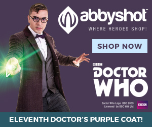 AbbyShot's Eleventh Doctor's Purple Coat