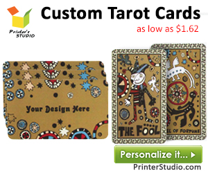 Design custom tarot cards printed by the best card deck printer and manufacturer for wholesale or retail. As low as $1.62
