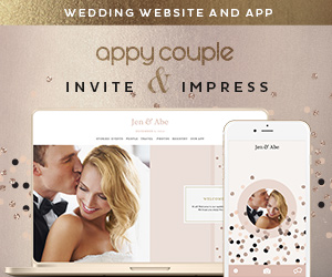Appy Couple Wedding Website and App