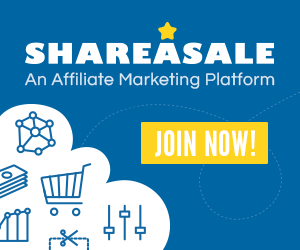 Join ShareASale, Earn Cash!