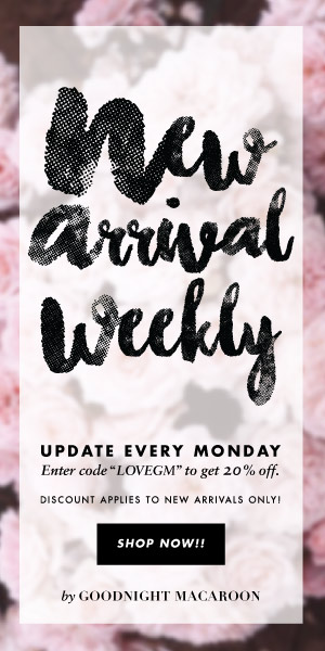New Arrival Weekly