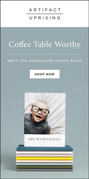 hardcover photo book