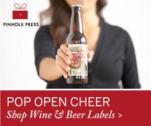 Shop Custom Wine Labels