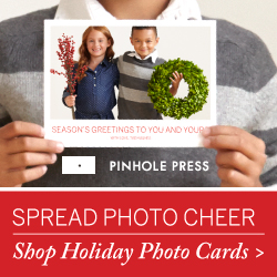 Shop Pinhole Press Holiday Cards