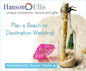 Beach Wedding Invitations & Favors