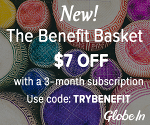 $7 OFF THE BENEFIT BASKET