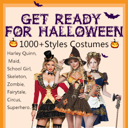1000+Styles Funny Halloween Costumes