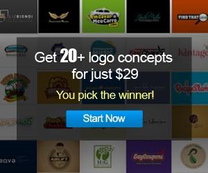 Logo design contest at 48hourslogo.com