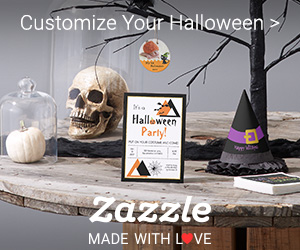 Customize Your Halloween