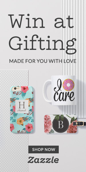 Shop Personalized Gifts on Zazzle