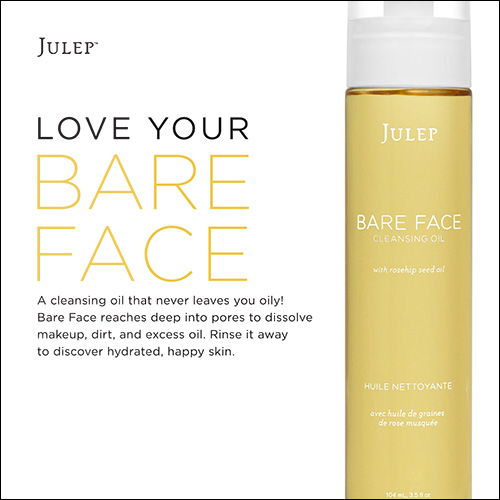 Bare Face Cleansing Oil