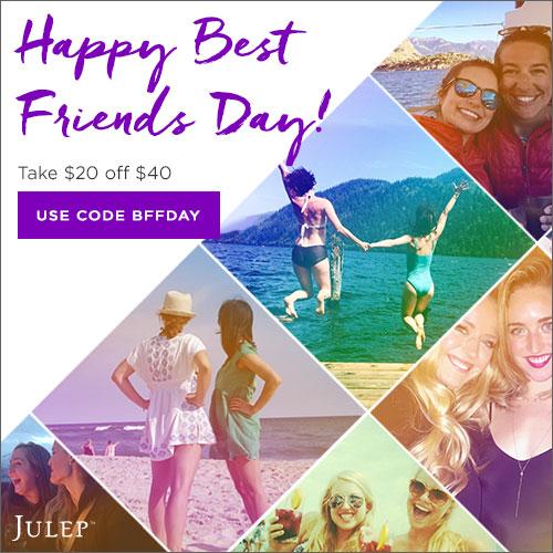 Best Friends Day Promo