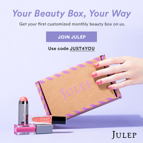 Julep Beauty Box & Polish Subscription + Deals - June 2018