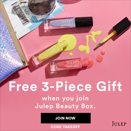 Join Julep and Get a Free 3-Piece Polish Gift