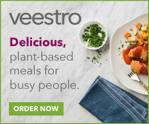 Delicious, plant-based meals for busy people