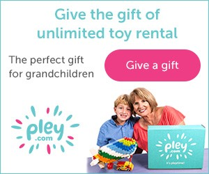 Give the Gift of Unlimited Toy Rental