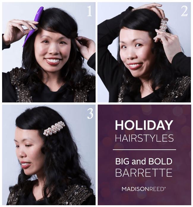 Holiday Hair Tutorial