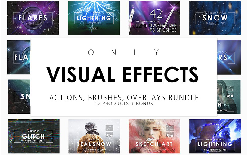 The Visual Effects Bundle