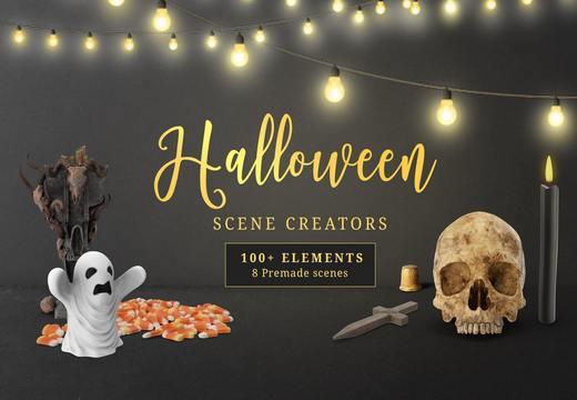 Halloween Scene Creators
