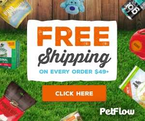 Free Shipping at PetFlow