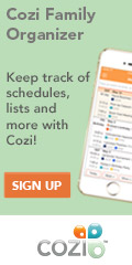 Sign up for Cozi!