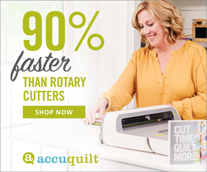 90% Faster Than Rotary Cutters