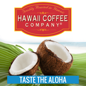 Flavored Coffee from Hawaii Coffee Company