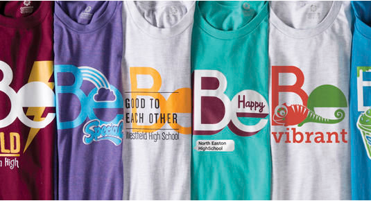 Planning your own bullying prevention event? Check out CustomInk's customizable templates!