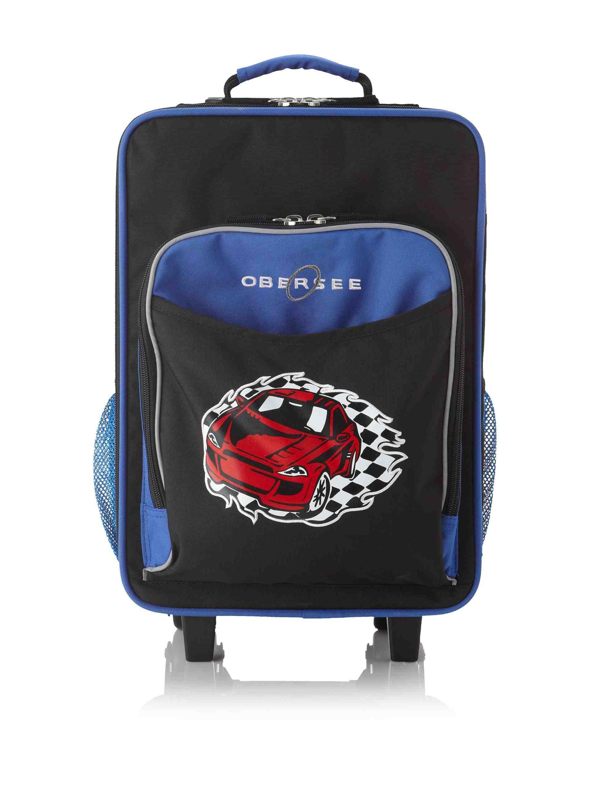 black suitcase for kids