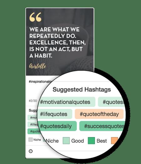 Tailwind's Instagram Hashtag Finder Tool. Schedule Instagram Posts