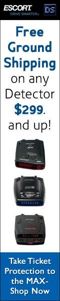 Escort Radar Detectors- Drive with the Best Radar Detector