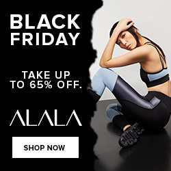 Black Friday Sale - Up to 65% Off on Trendy Workout Clothes
