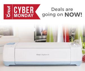 Cricut Cyber Monday Deals