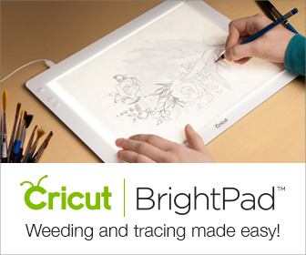 The lightweight, low-profile BrightPad makes crafting easier while reducing eye strain.