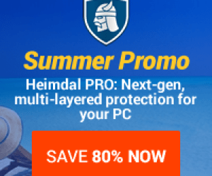 HEIMDAL PRO Internet Security