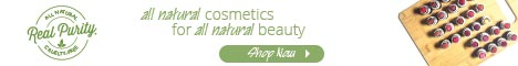 Shop All Natural Cosmetics at Real Purity!