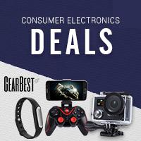 Latest Comsumer Electronics Deals