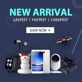 Gearbest New Arrivals