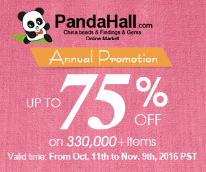 Up to 75% OFF on Annual Promotion. Ends on Nov. 9st, 2016 PST
