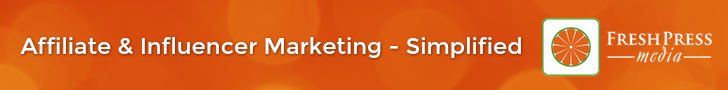 Fresh Press Media - Affiliate and Influencer Marketing tools