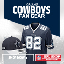 Shop for officially licensed Dallas Cowboys Fan Gear, accessories and authentic collectibles at NFLShop.com