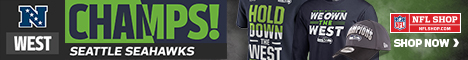 Shop for Seattle Seahawks 2016 NFC West Champs Gear at NFLShop.com